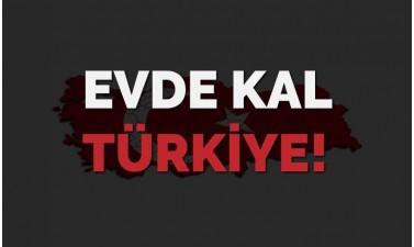 #EvdeKalTürkiye
